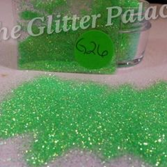 G26 Flouro Green (.008) Solvent Resistant Glitter