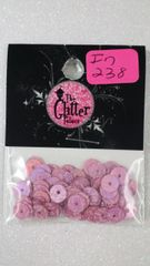 IN238 Pink & White Circle Insert (1.5 gr baggie)