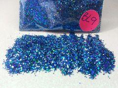 BL9 Holographic Blue (.025) Solvent Resistant