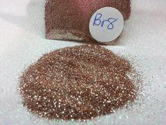 BR8 Desert Sand (.008) Solvent Resistant Glitter