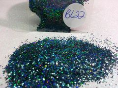 BL22 Holo Cadet (.025) Solvent Resistant Glitter