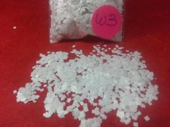 W3 Snow White (Squares) Solvent Resistant Glitter