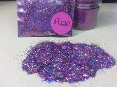 Pu20 Holographic Violet (.015) Solvent Resistant