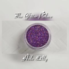 Pu71 Holo Lilly (.008) Solvent Resistant Glitter