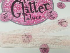Lace - #L37 Baby Pink Lace