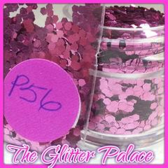 P56 Princess Pink (.062) Solvent Resistant Glitter