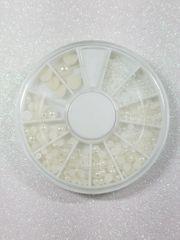 Pearl Wheel #7 Creme Color