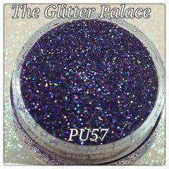 PU57 Crown Violet (.008) Solvent Resistant Glitter