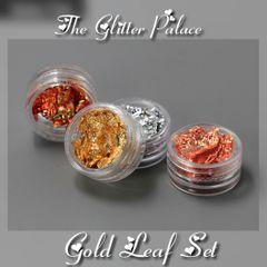 Gold Leaf Foil Set (4 piece set)