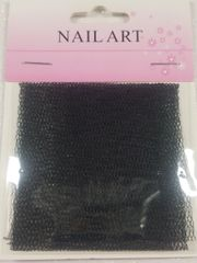 Fancy Netting - FN14 Black Netting for Encapsulation