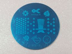 Stamping Plate (STZ13)