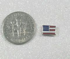 Charm #34 American Flag Charm