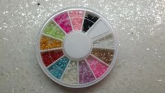 Pearl Wheel #1 (12 colors)