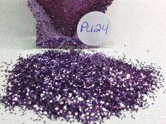 PU24 Lavender Dust (.025) Solvent Resistant Glitter