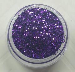 PU19 Indigo (.015) Solvent Resistant Glitter