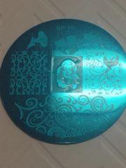 Stamping Plate (BP15) Marilyn Monroe