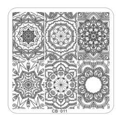 Stamping Plate - (CB011)