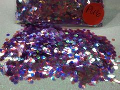 PU6 Jamon Lavender (.094) Solvent Resistant Glitter