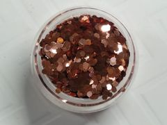 Br30 Copper (.062) Solvent Resistant Glitter