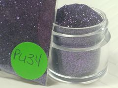 PU34 Yarrow Violet (.008) Solvent Resistant Glitter