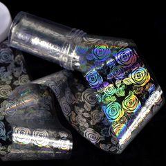 Foil - Holographic Rose Foil