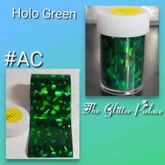 Foil - Green (AC)