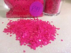 P39 Veronica Red (.062) Solvent Resistant Glitter