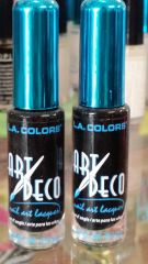 Art Deco Nail Striper Paint - Black