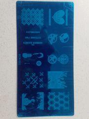 Stamping Plate (BCN022)