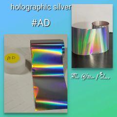 Foil - Holo Silver (AD)