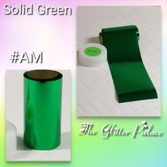 Foil - Green (AM)