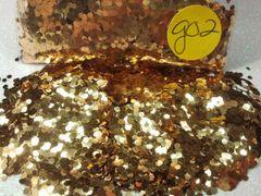 GO2 Lucky Gold (.062) Solvent Resistant Glitter