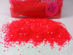 R8 Kk Neon Red Solvent Resistant