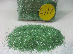 G17 KK Sea Green (Extra Fine) Solvent Resistant Glitter