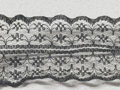 Lace - #L32 Black Lace