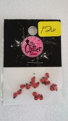 F26 Ladybug Sliced Femo Insert
