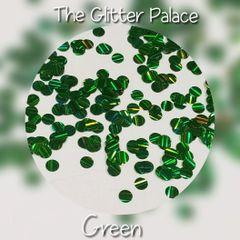 Green Laser Dots