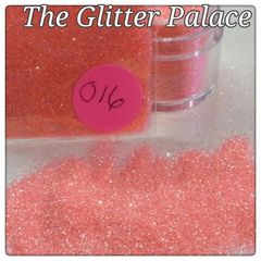 O16 Iridescent Flamingo (.008) Solvent Resistant Glitter