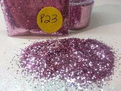 P23 Pink Lavender (.025) Solvent Resistant Glitter