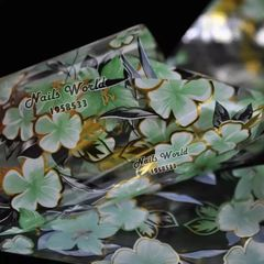 Foil - Green Lily