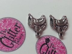 Charm #FL79 - Saddle (1piece)(perfect for nails, or living & floating lockets)