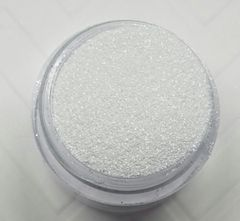 W19 Snow White (.008) Solvent Resistant Glitter