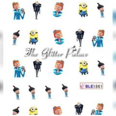 Waterslide Decal - Minion BLE1861
