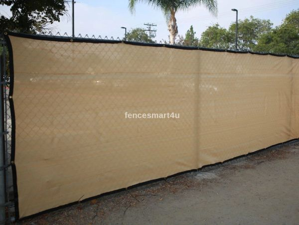 5 X 25 25 X 5 4 8 Quot X 25 Privacy Fence Screen 5x25