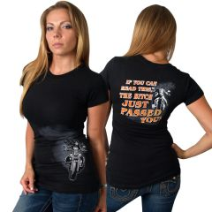 The Bitch just passed you T-shirt