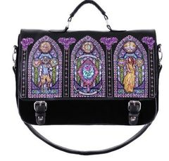 "Briefcase Bag ""Stained Glass"""