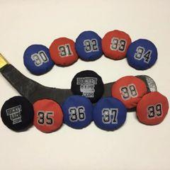 Hockey Sack # 30,31,32,33,34,35,36,37,38,39