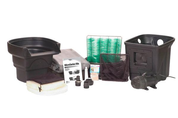 DIY Backyard Pond Kit 4x6 - DIY Backyard Pond Kit 4x6 Pond Supplies, Aquascape Pumps, Kits