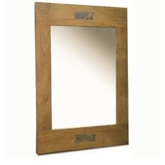 INDIAN HUB SLATE Mirror