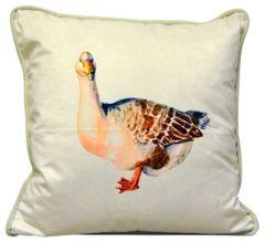Goose Cushion 45cm